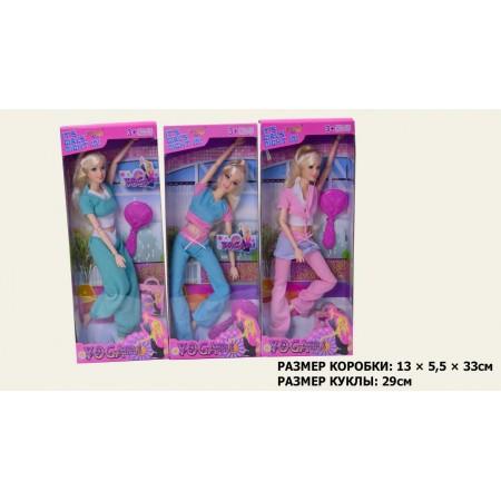"""Кукла типа """"Б""""Йога"""" PS1202-1A/1B/2A/2B/3A/3B"""